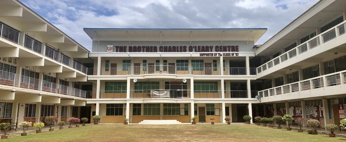 SM La Salle Kota Kinabalu